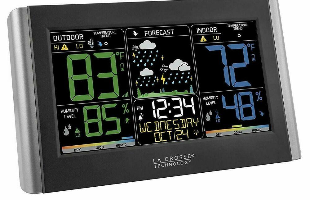Рейтинг ТОП 7 лучших метеостанций для дома