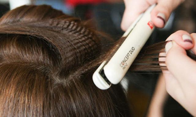 Какой утюжок гофре выбрать для прикорневого объема: какой купить и как лучше сделать укладку на волосах