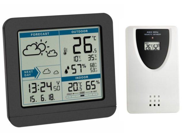 Какую домашнюю метеостанцию с выносным датчиком выбрать: обзор, топ самых лучших и точных моделей