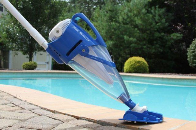Как сделать водный пылесос для бассейна своими руками