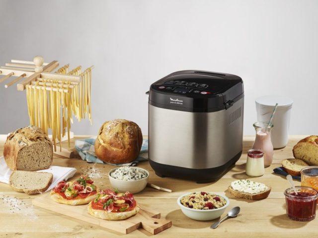 Почему и что делать, если хлебопечка не замешивает тесто