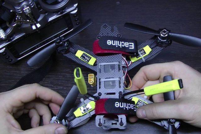 Как настроить и калибровка квадрокоптера