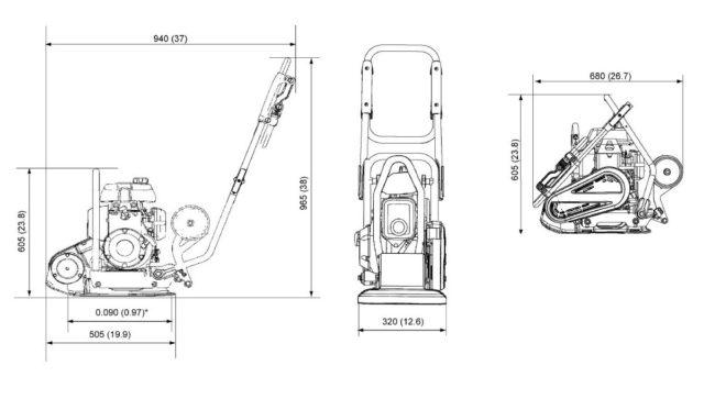 Как сделать самодельную виброплиту с бензиновым, электрическим двигателем