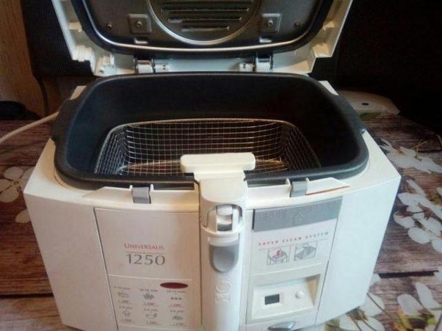 Как отмыть и очистить фритюрницу от застарелого жира