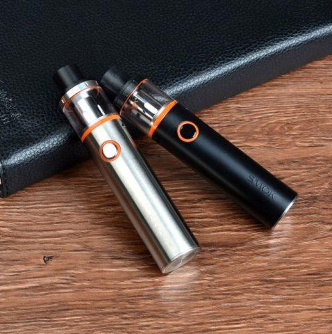 Какие электронные сигареты бывают