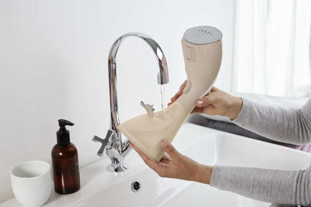 Как очистить отпариватель для одежды от накипи