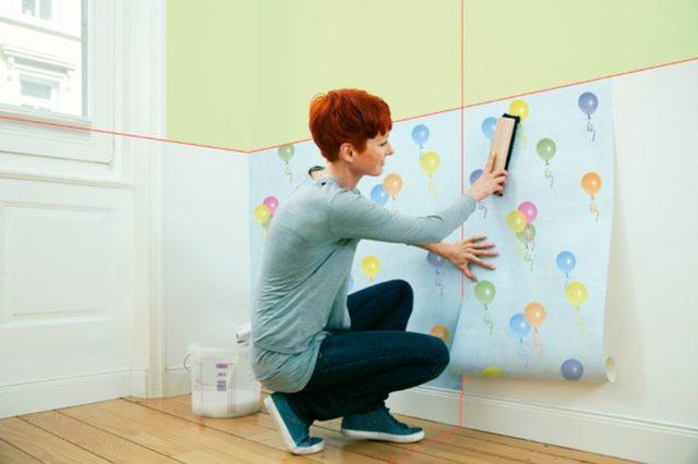 Лазерный уровень (нивелир): как работает, как пользоваться для пола и стен