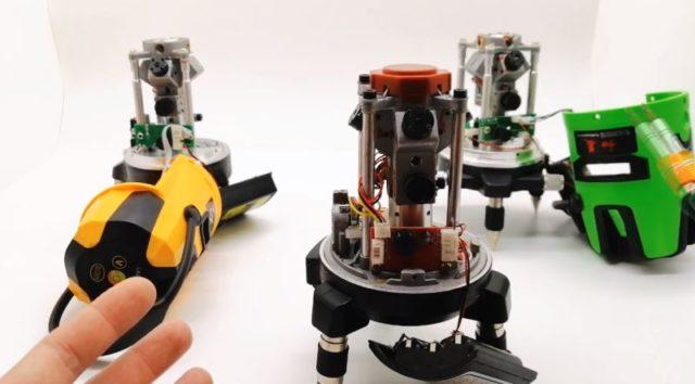 Как откалибровать и отрегулировать лазерный уровень (нивелир) на точность