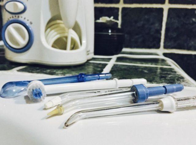 Как почистить и ухаживать за ирригатором в домашних условиях