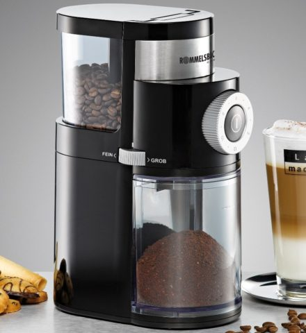 Жерновая кофемолка: как выбрать ручную, электрическую, рейтинг лучших